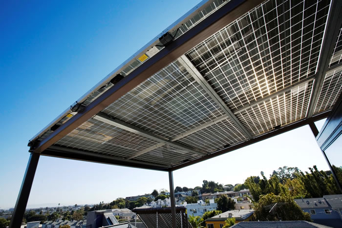 Affordable Solar Panels The Modern Home